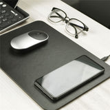 For Xiaomi MIIIW Qi Wireless Charger Mouse Pad Non-Slip Mousepad  For iPhone /Samsung /Xiaomi /Huawei Fast Charger Charging Mat
