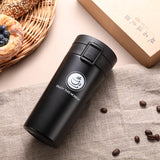 Keelorn  Thermos Mug Coffee Cup with Lid Thermocup Seal Stainless Steel vacuum flasks Thermo mug for Car Water Bottles