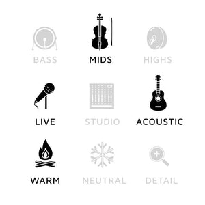 ares audio features