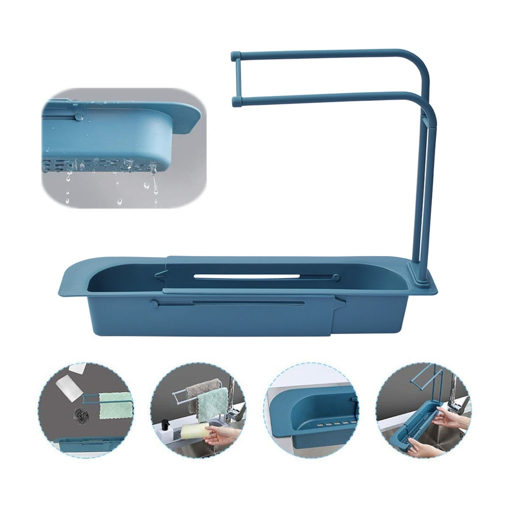 TELESCOPIC SINK SHELF®