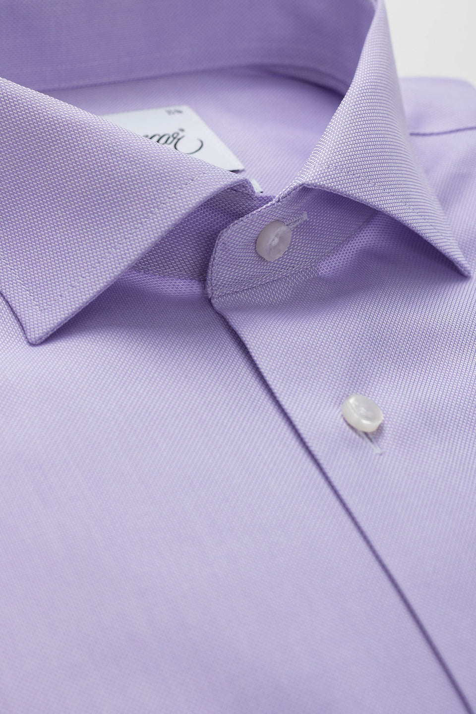 Purple royal oxford slim fit shirt