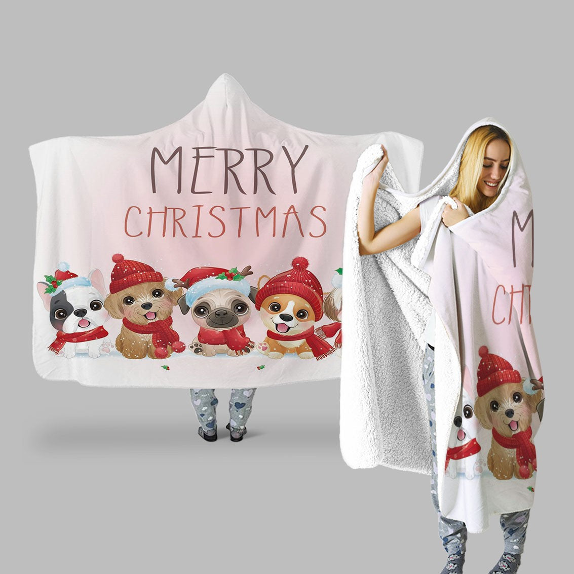 Decors Market Images for Products Hooded Throw Blanket