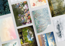 Load image into Gallery viewer, Random Image Sample of Wallpaper Mural  [ A4 Size]