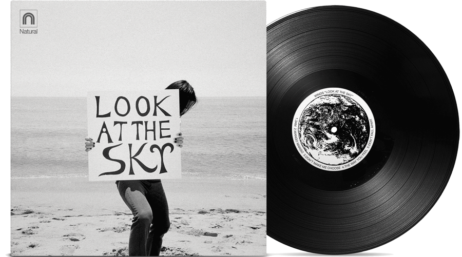 Winds - Look at the Sky LP (pre order)