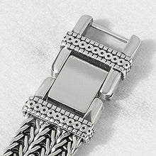 "Load image into Gallery viewer, ""The Jill"" Sterling Silver Watch by Ecclissi"
