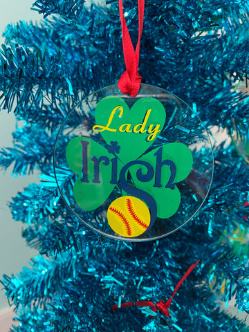 Irish Ornaments