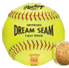 Rawlings Dream Seam Game Balls (NFHS Approved)