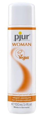 Pjur Woman Vegan Glijmiddel - 100 ml