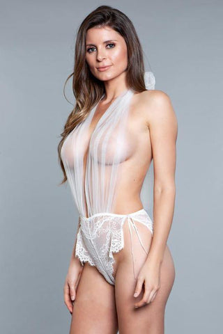 Alessandra Body - Wit - iToyz