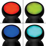 Vibrerende Buttplug Met LED-licht - Medium - iToyz