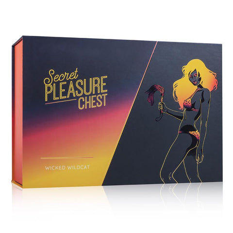 Secret Pleasure Chest - Wicked Wildcat - iToyz