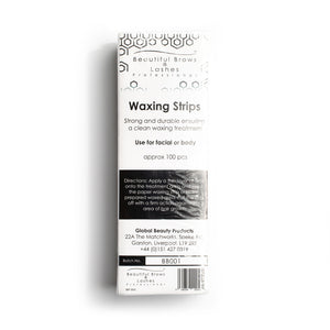 BB Waxing Strips (100 Strips)