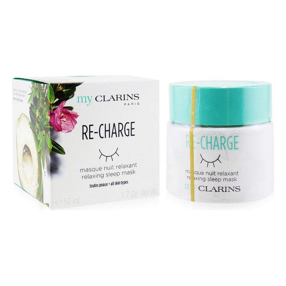 Masque facial Re Charge Clarins (50 ml)