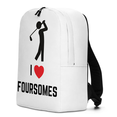 I Love Foursomes Bookbag