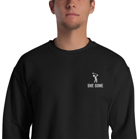 She Gone Crew Neck