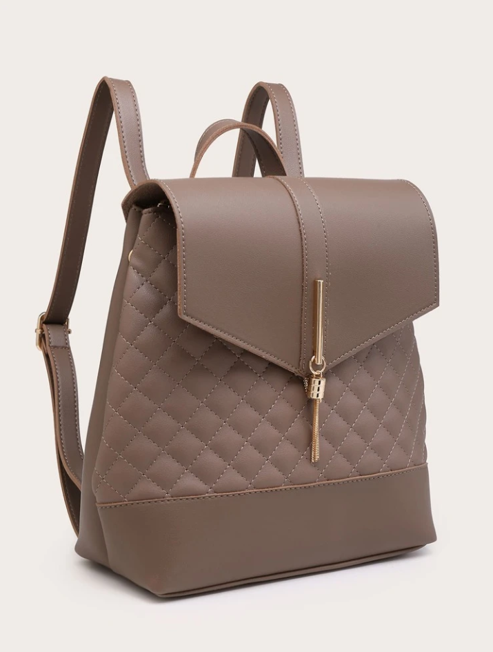 Leather backpack any occasion