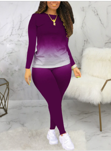 Two piece legging set