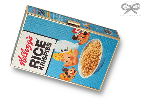 Anya Hindmarch Kellogs Rice Krispies The Family Tree Co. Blog