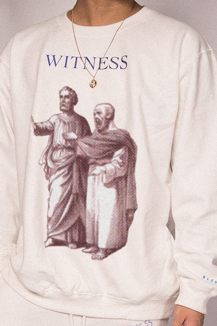 Witness Pullover