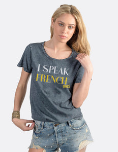 French Fries Concert Tee