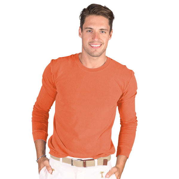 Men's Midweight Long Sleeve Crew