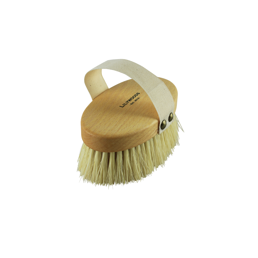 Exfoliating Cactus Bristle Body Brush