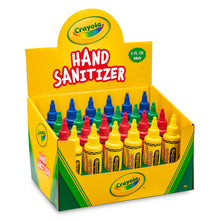 Load image into Gallery viewer, Crayola 2 fl. oz. 24-Pack Hand Sanitizer