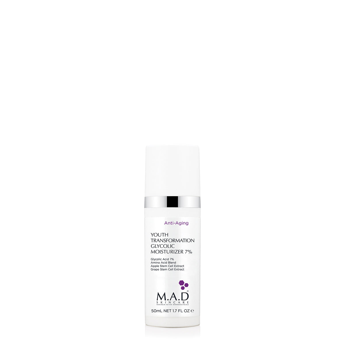 YOUTH TRANSFORMATION GLYCOLIC MOISTURIZER 7%