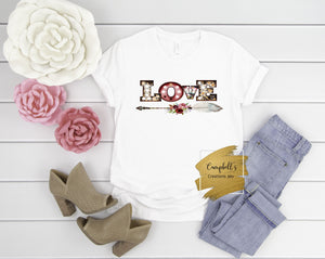Love Arrow Tee