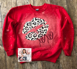 Valentines Day Pullover