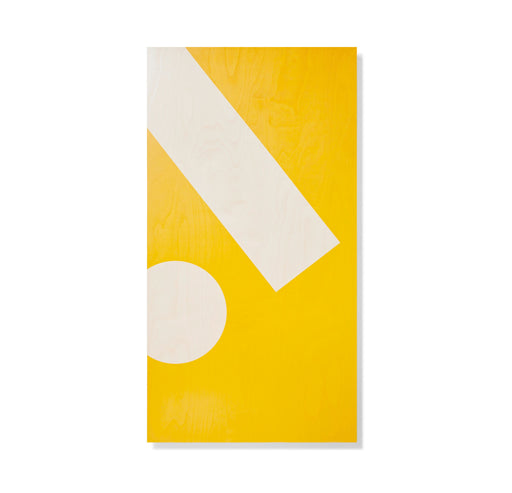 Pong - Mr Porter Yellow - Art of Ping Pong