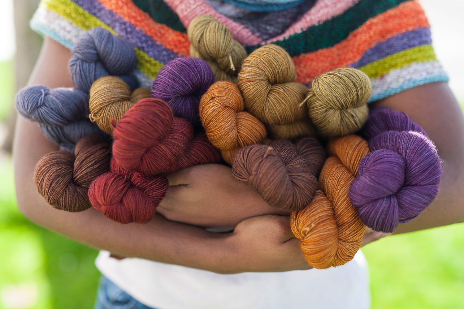 Pay it Forward | community yarn fund