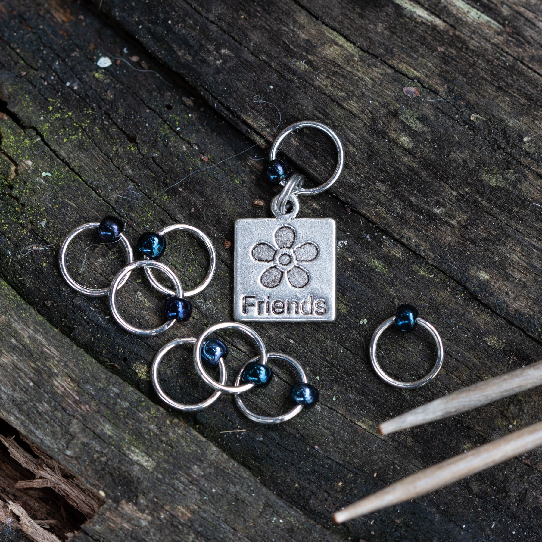 Kindred Spirits stitch markers | PREORDER
