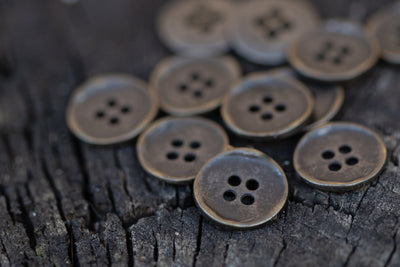 Bandit sweater buttons