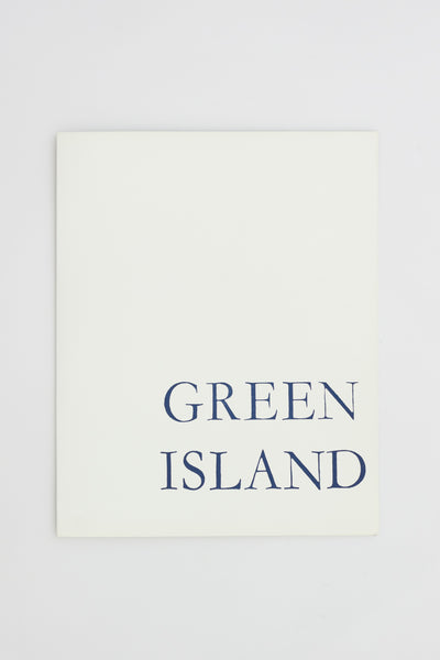 GREEN ISLAND - Robert Lax