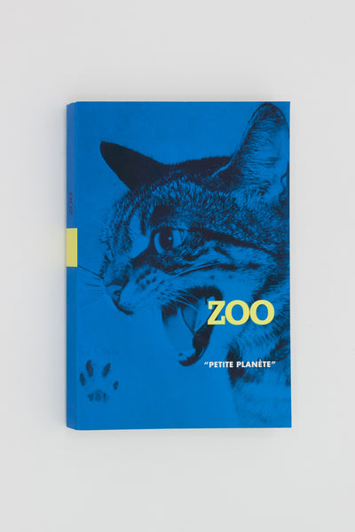 A Zoo for Chris Marker - Richard Bevan & Tamsin Clark