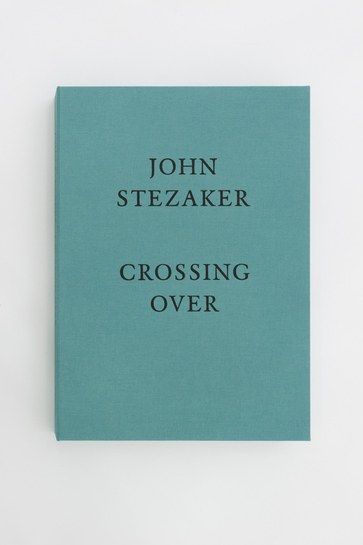 Crossing Over Limited Edition - John Stezaker