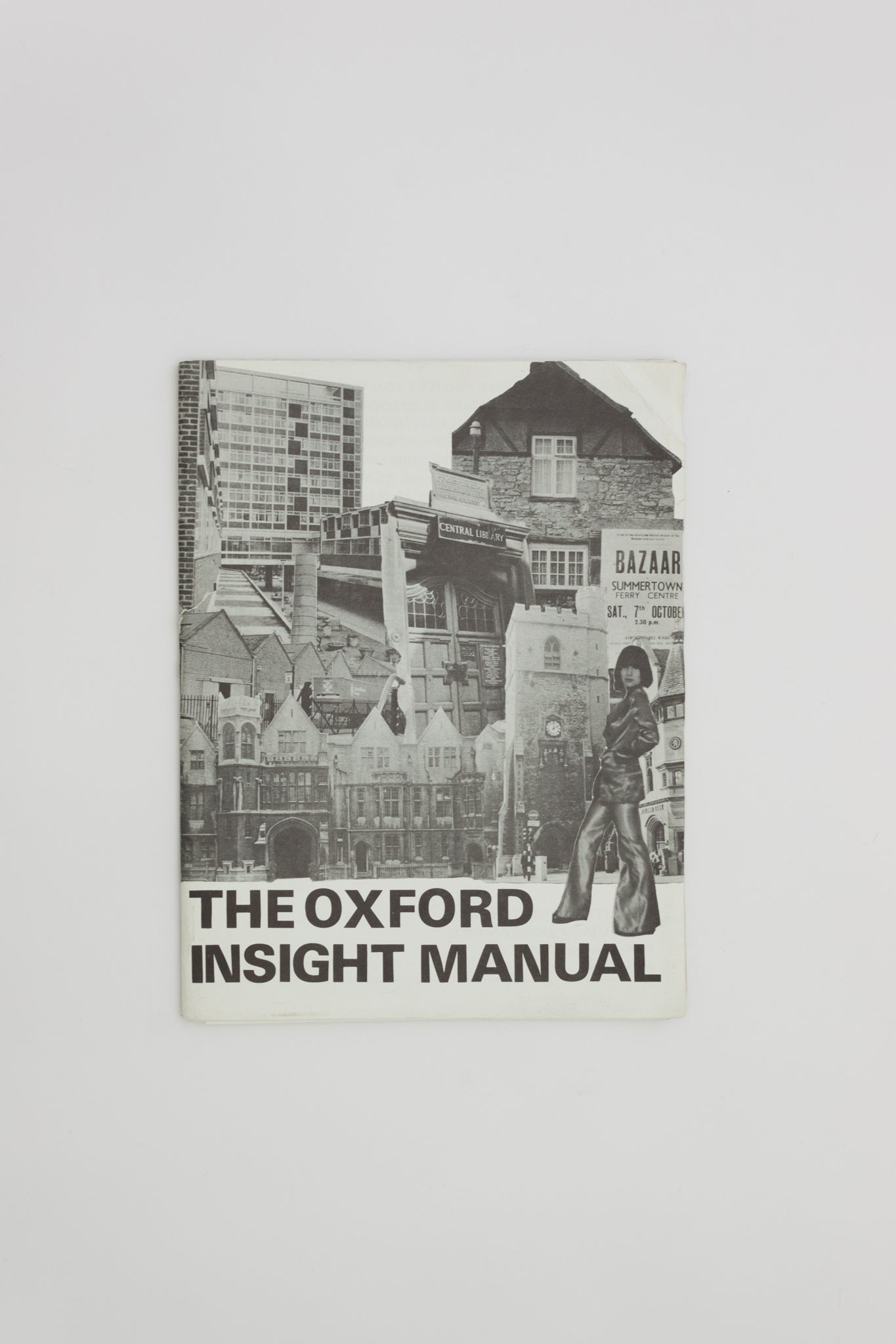 The Oxford Insight Manual - Stephen Willats