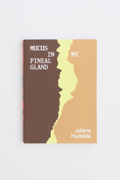 Mucus in My Pineal Gland - Juliana Huxtable