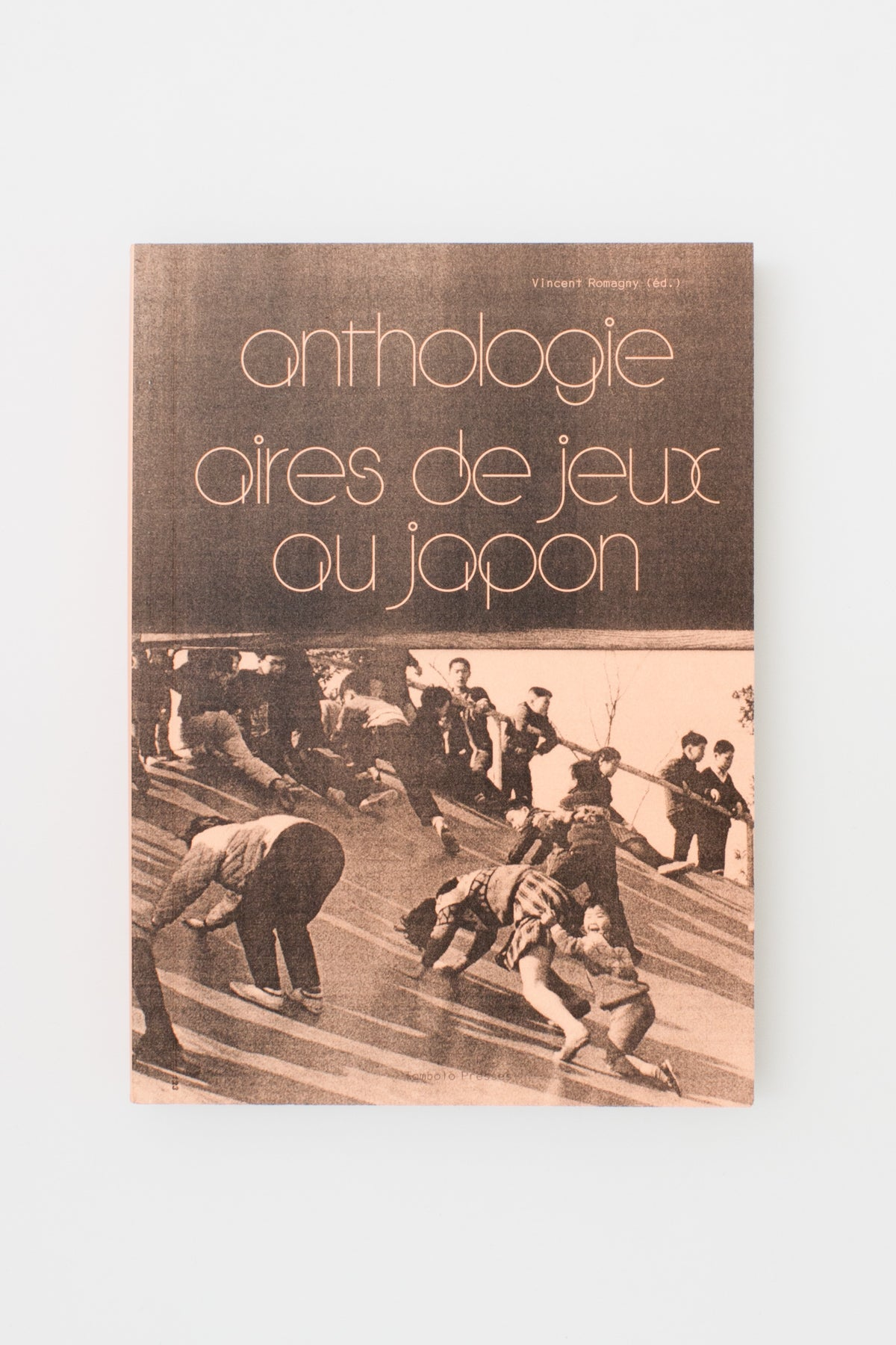 Anthologie Aires De Jeux Au Japon