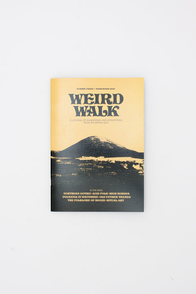 Weird Walk Zine #3