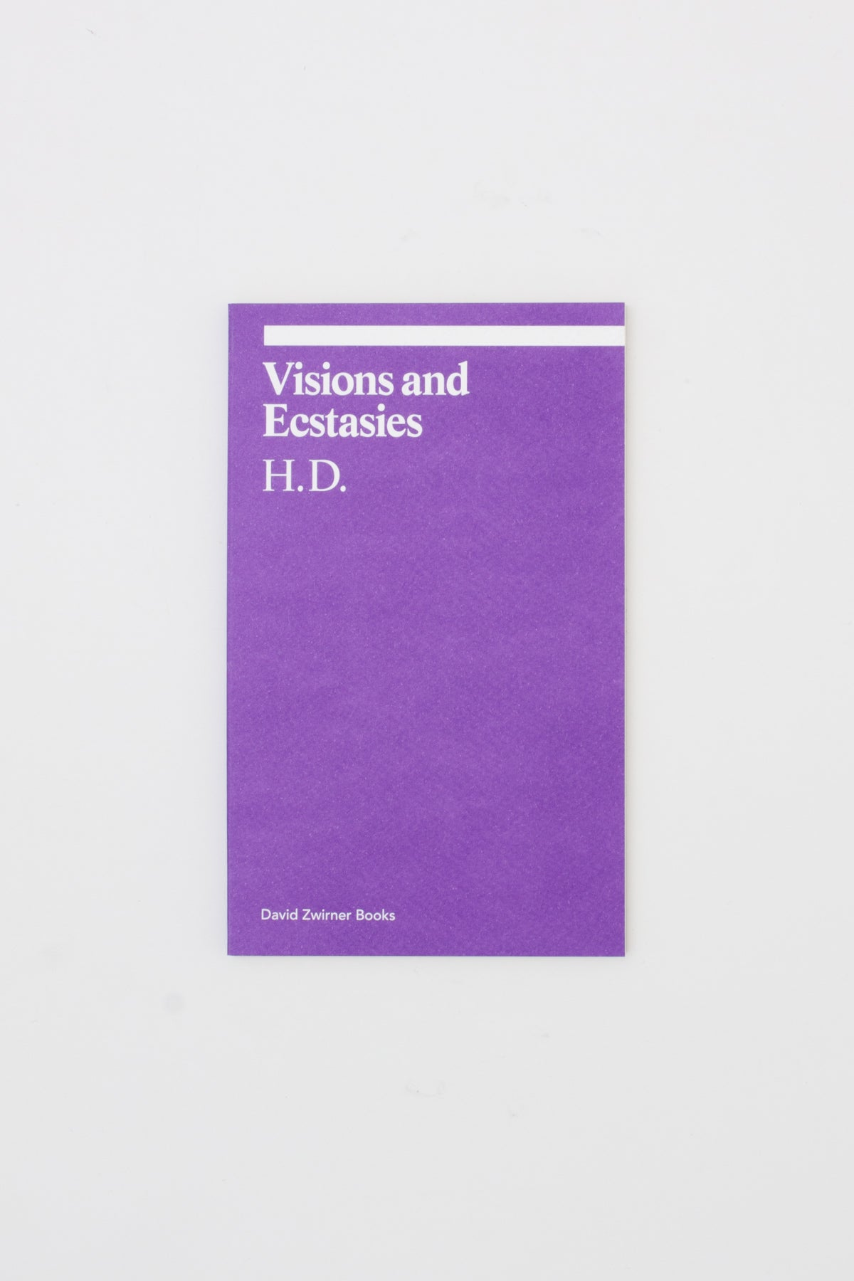Visions and Ecstasies - H.D.