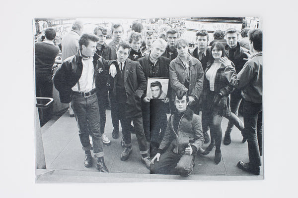 Mods & Rockers Raw Streets UK 1976-1982 - Janette Beckman