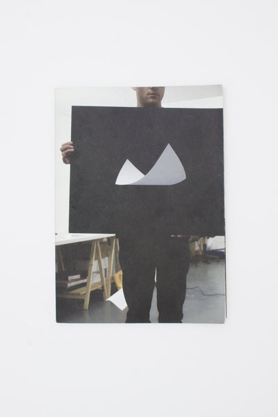 Heralded as the new black - Ryan Gander