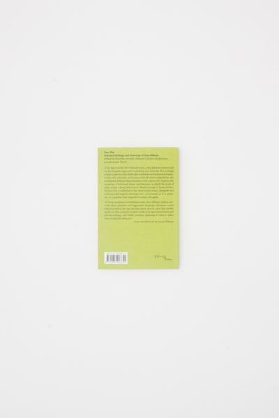 Faux Pas - Selected Writings and Drawings of Amy Sillman