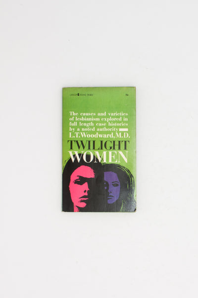 Twilight Women - L.T. Woodward