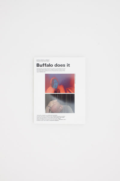 Buffalo Zine No. 12 AW 2020