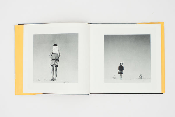 Sand Dunes/ Seasons of the Children - Shoji Ueda