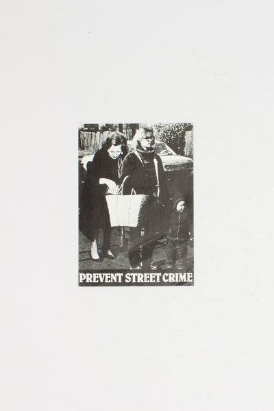 Prevent Street Crime - Cath Tate