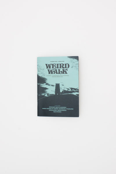Weird Walk Issue 4